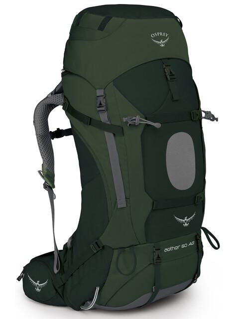Osprey Aether AG 60 Backpack Men Adriondack Green